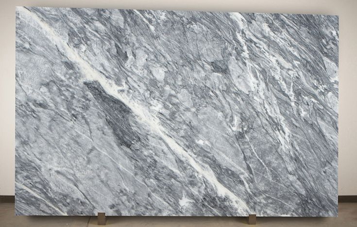 Manchester Grey Marble Slab From Walker Zanger Counter