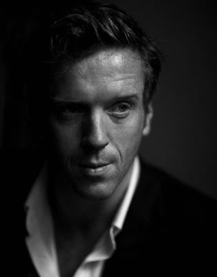 Damian Lewis -- super great British actor. Best known in the U.S. for BAND OF BROTHERS and HOMELAND.