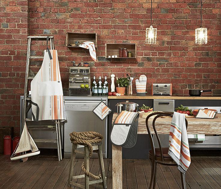 The Nautical Warehouse -  Styling by Alice Brew - Melbourne for Ladelle Product - Nanterre