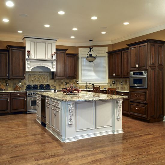 Kitchen Renovations Dark Cabinets: Kitchen Cabinets, Kitchen Remodeling And Kitchen