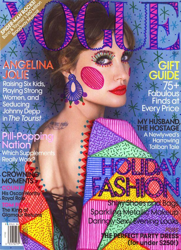 Re.Cover by Ana Strumpf #Vogue