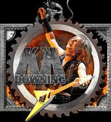 El guitarrista KK Downing deja Judas Priest antes del Epitaph Tour
