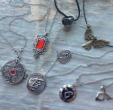 The Mortal Instruments Inspired Jewelry Clockwork Angel Isabelle Jason Necklace