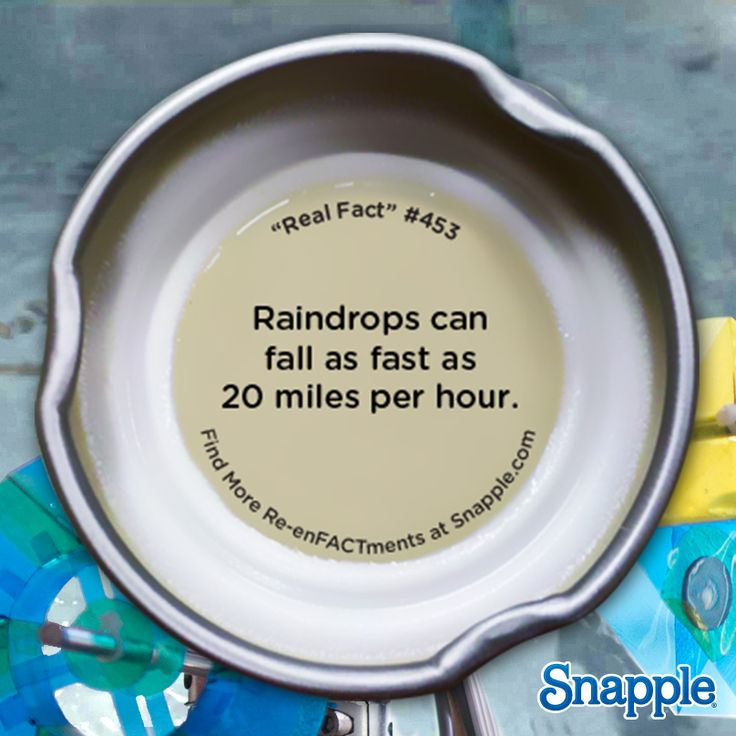 Snapple Re-enFACTments: Real Fact 453 Presented by j.viewz #j.viewz #Snapple #raindrop #music #drum #fallingrain #SnappleFact #MusicMachine