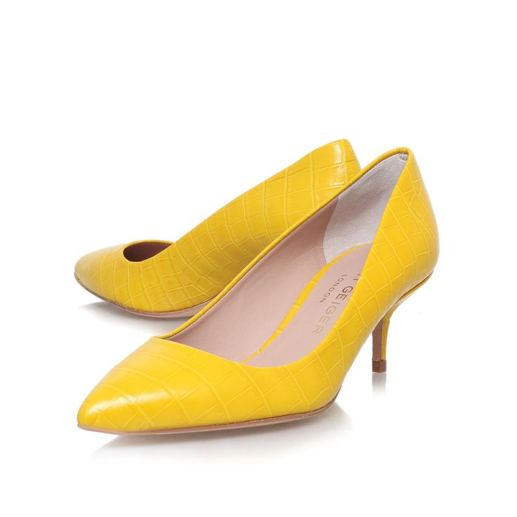 Best 25  Yellow court shoes ideas on Pinterest | Black and white ...