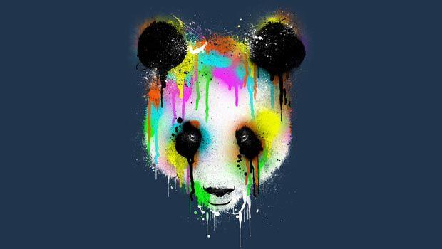 Technicolor-Panda-T-Shirt.jpg (620×350)