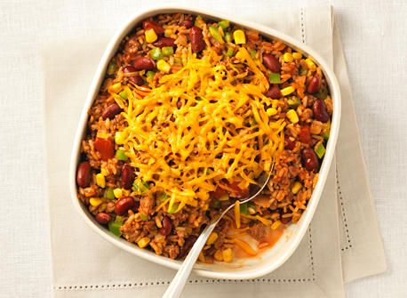 Mexican Rice... we've done this in Community Kitchen and it is fantastic!!