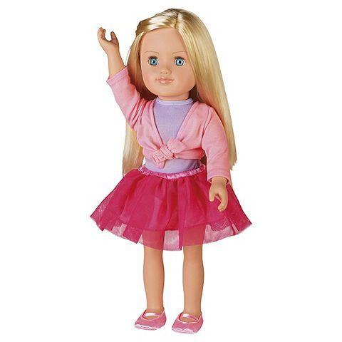 Tesco direct: Sindy Doll With Dancer Wardrobe