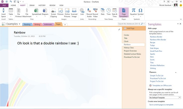 Top 10 things you didnu0027t know about OneNote - Office Blogs - microsoft templates to do list