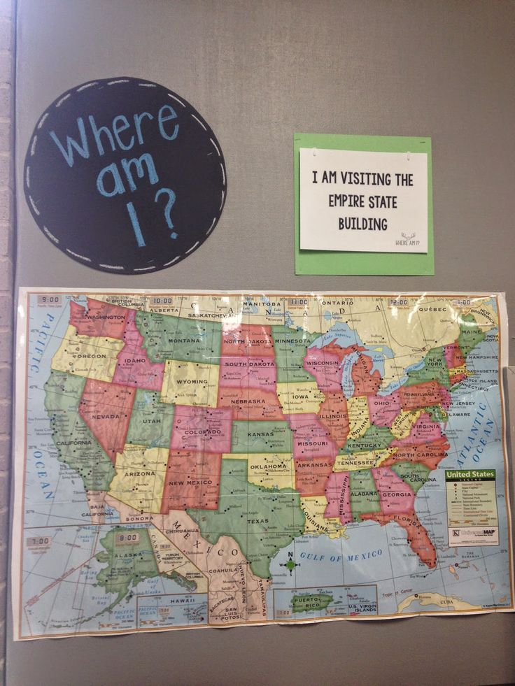 Best Geography And Maps Images On Pinterest Teaching Social - 4th grade map us major cities
