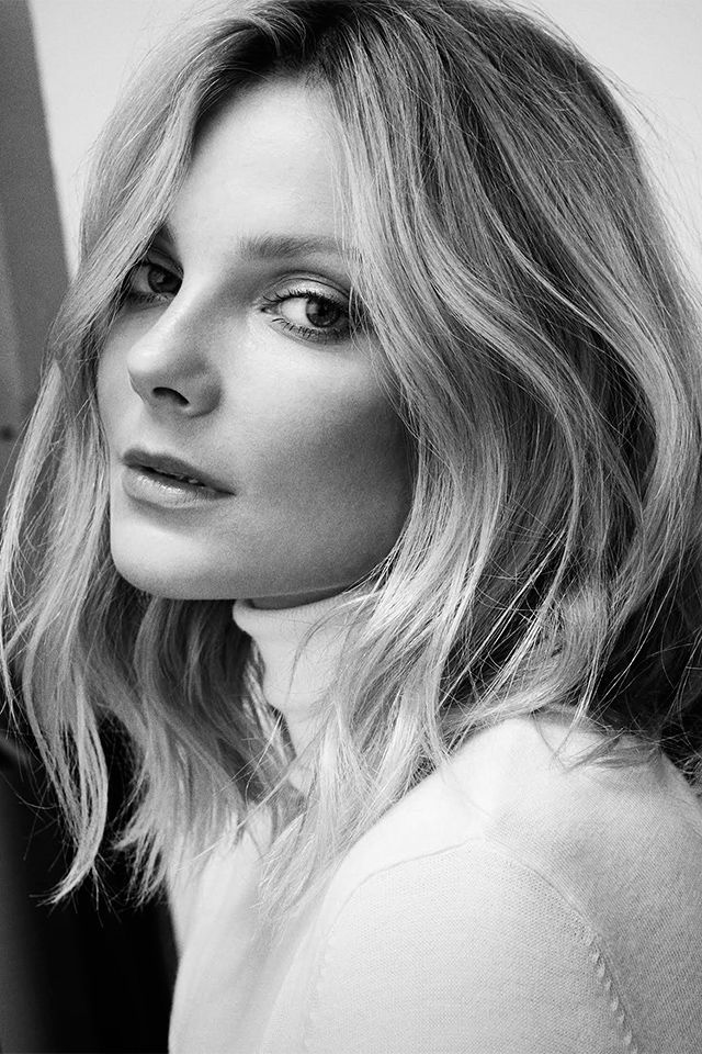 Hungarian supermodel Enikő Mihalik reveals her must-have beauty products, secrets talents and life goals. | Read more at H&M Life