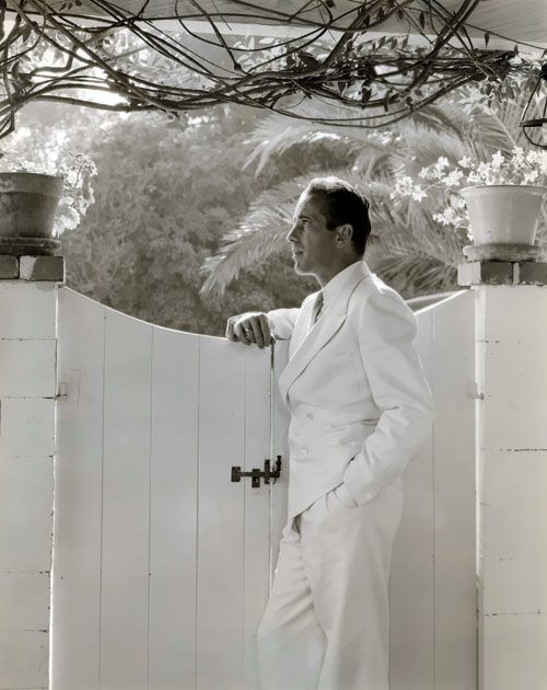 Humphrey Bogart, 1930′svia cinematicfinatic
