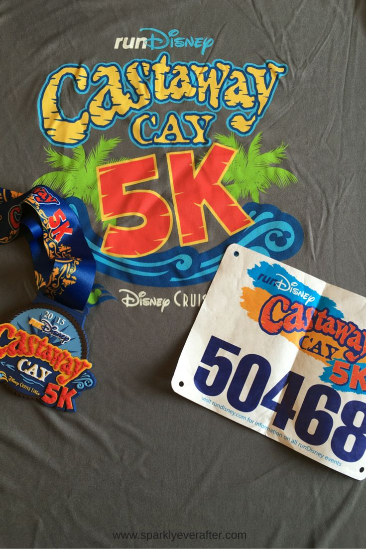 Guest writer Meghan shares everything you need to know about the Castaway Cay 5K! -Nicole When Corey and I booked our first Disney Cruise, the only thing I knew I wanted to do is the Castaway Cay 5k. As much as I read about participating, I was still a little stumped about parts of the …