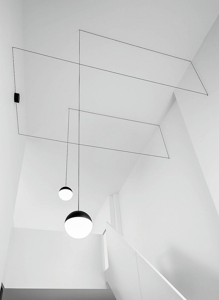 IC lights | lighting . Beleuchtung . luminaires | Design: Michael Anastassiades for Flos |