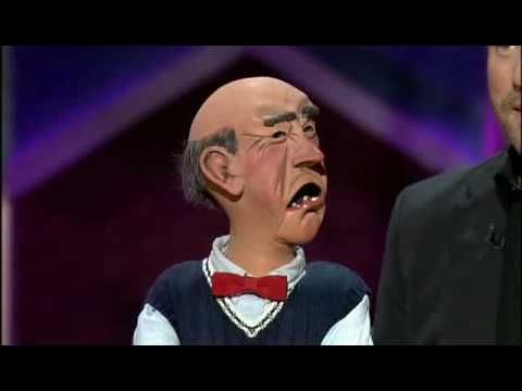 Jeff Dunham & Walter talking about Love and Marriage - Spark Of Insanity