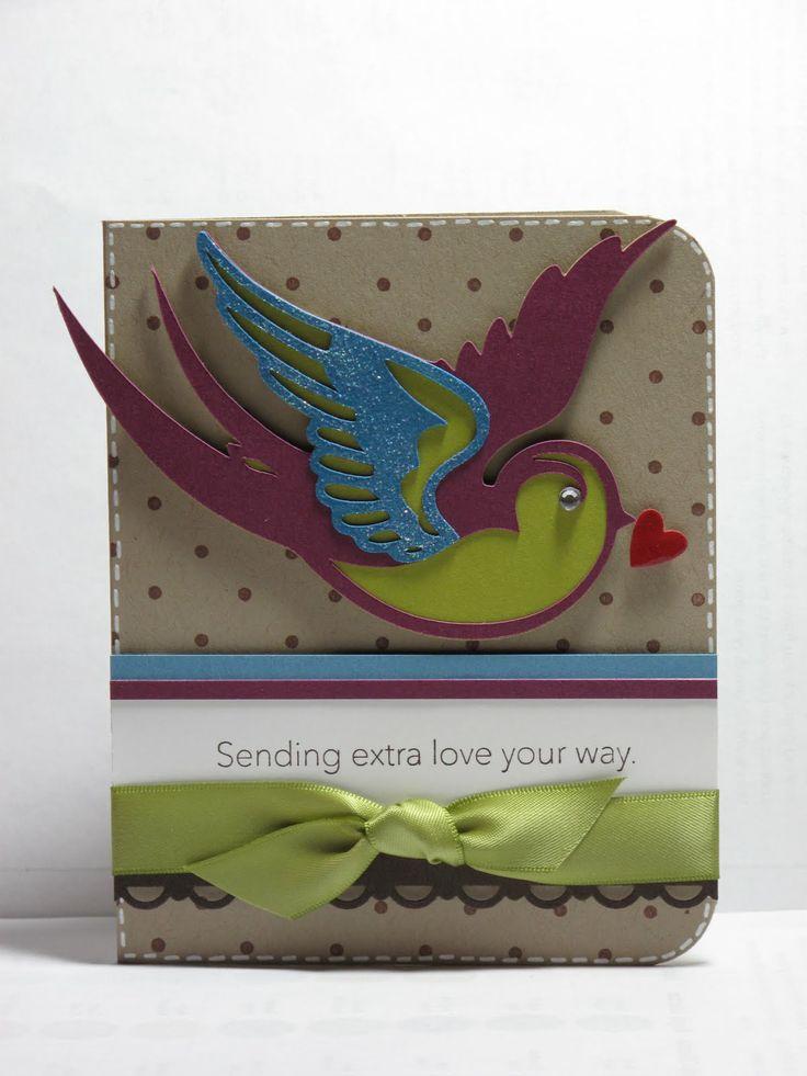 Cricut  indy art cards | Labels: Solutions - Indie Art