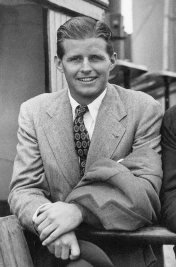 Joe Kennedy Jr. 1938-9