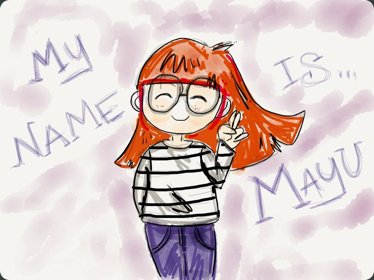 My name is Mayu