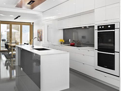 LG House - Interior - modern - kitchen - edmonton - thirdstone inc. [^]