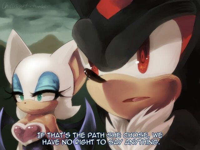 Shadow and Rouge