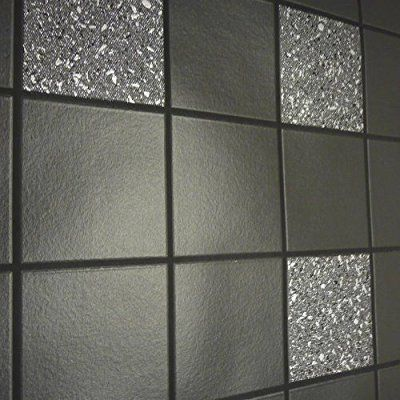 Holden Decor Tiling on a Roll Kitchen & Bathroom Heavy Weight Vinyl Wallpaper Granite Black 89130: Amazon.co.uk: Kitchen & Home