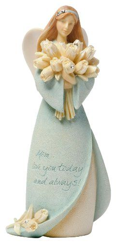 Enesco Foundations Mother Mini Angel Figurine, 4.25-Inch Enesco,http://www.amazon.com/dp/B00AQ04APK/ref=cm_sw_r_pi_dp_Wt0ltb1YX8MVRWZN
