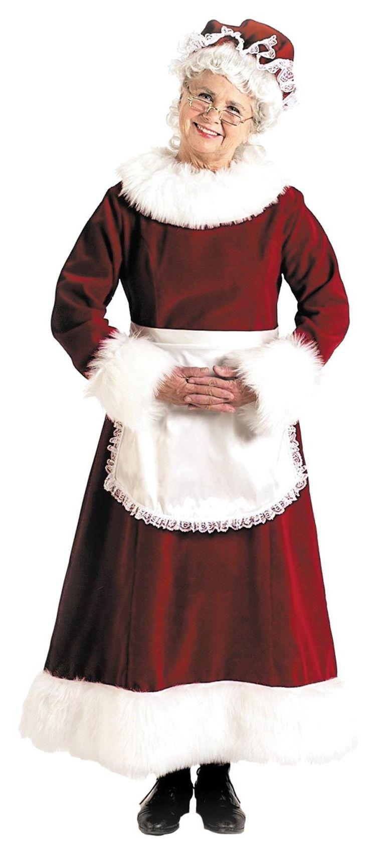 Santa Dress Long 16 To 18