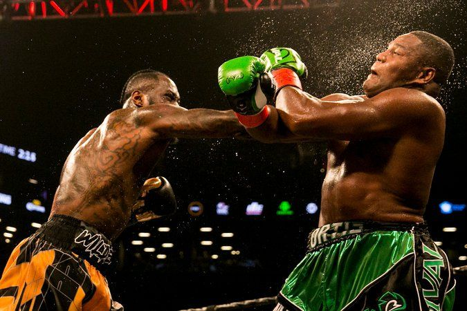 Deontay Wilder Escapes Luis Ortiz. Anthony Joshua Awaits at Some Point Sports