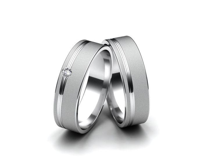 Aiola Snubní prsteny A09