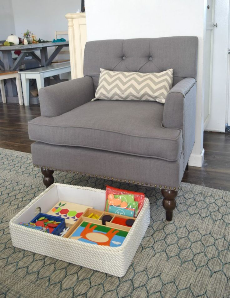 What's Best Toy Storage Ideas for a Living Room?