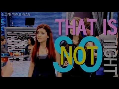Victorious... Cat is hilarious! can't wait for her new show Sam and Cat.