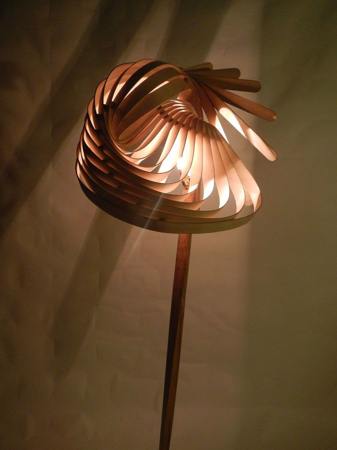 Nature Inspires Us All: Wooden Lamps by Charlie Whinney!   http://www.designrulz.com/product-design/2012/10/nature-inspires-us-all-wooden-lamps-by-charlie-whinney/