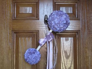 Baby rattle door hanger baby shower pinterest babies for Baby shower front door decoration ideas