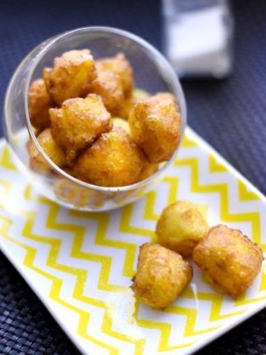 French Dauphine Potatoes