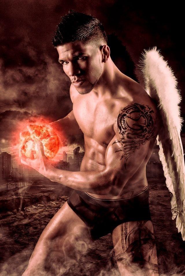 angels man male Hot