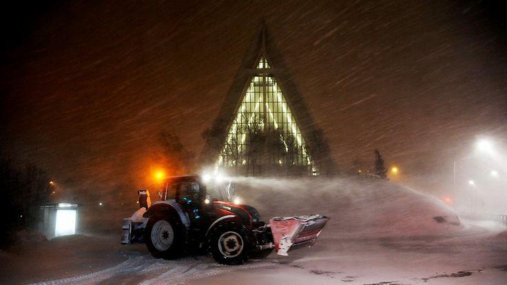 Fare for ekstremvær i Sør-Norge