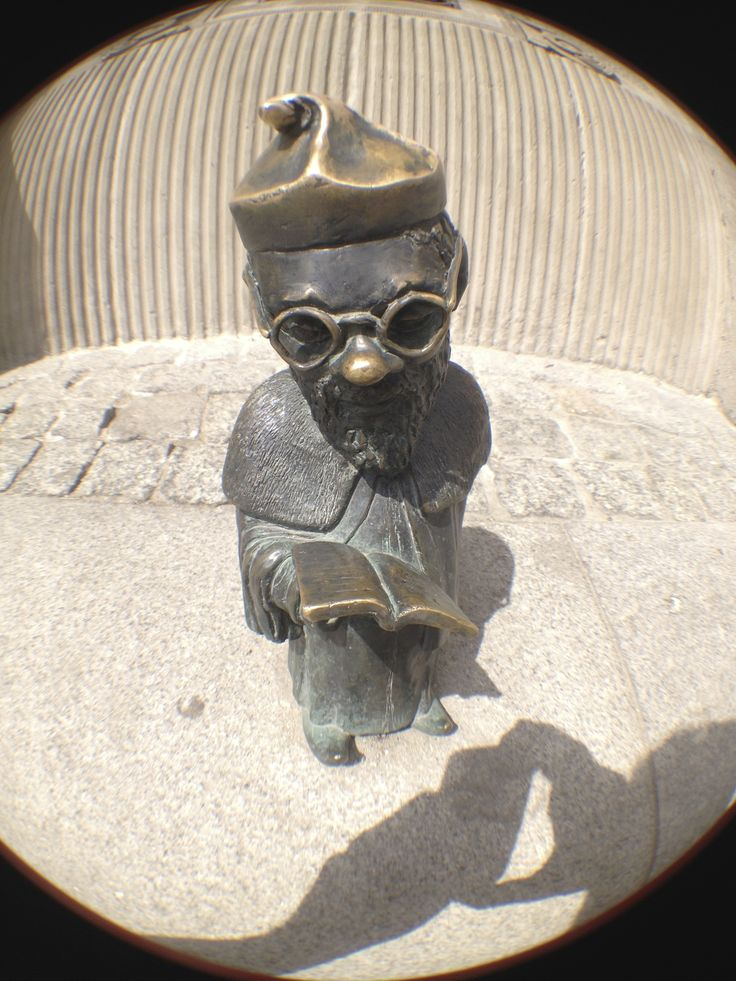 Gnome of Wroclaw