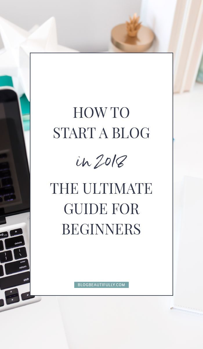 Step-by-step, how to start a blog on #WordPress in 2018! // Blog Beautifully