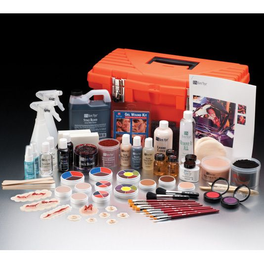 Ben Nye Professional Master Moulage Kit | Professional Makeup & Supplies for Stage & Theatre | PNTA