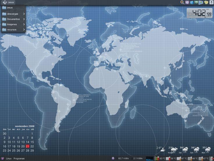 GNU Linux 03 by jjrrmmrr