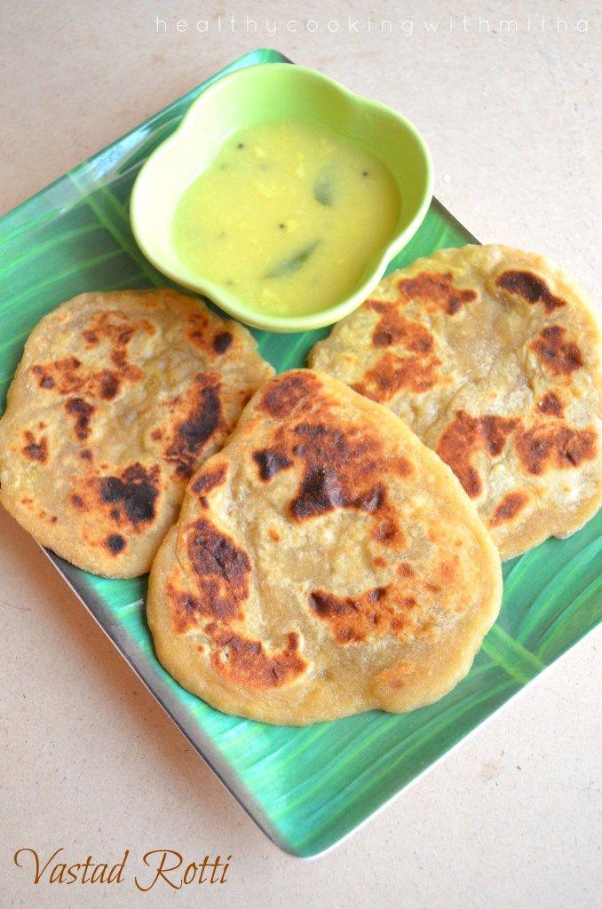 Vastad Rotti | Konkani style Banana flatbread – Healthy Cooking With Mitha