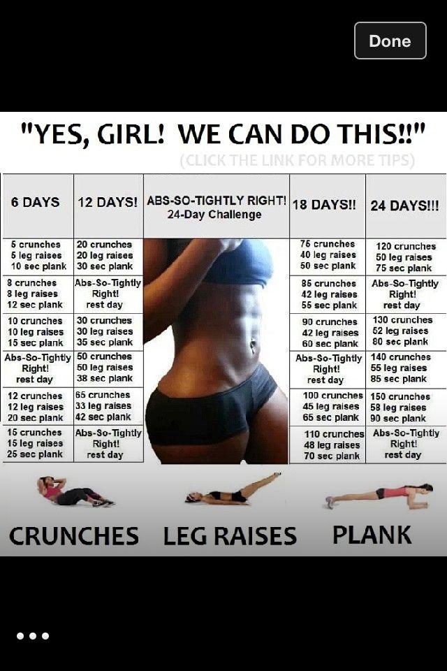 Get them abs!