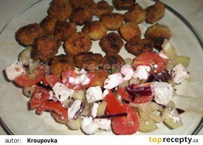 Sojové smažáčky recept - TopRecepty.cz