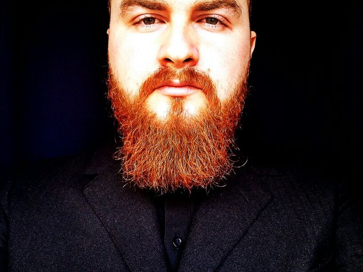 #beard #ginger #gentleman