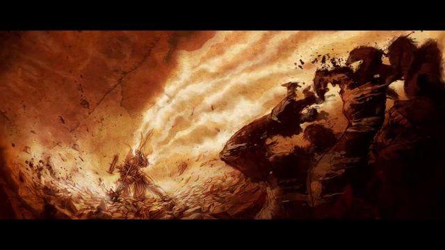 Diablo III (JP) - Opening Cinematic