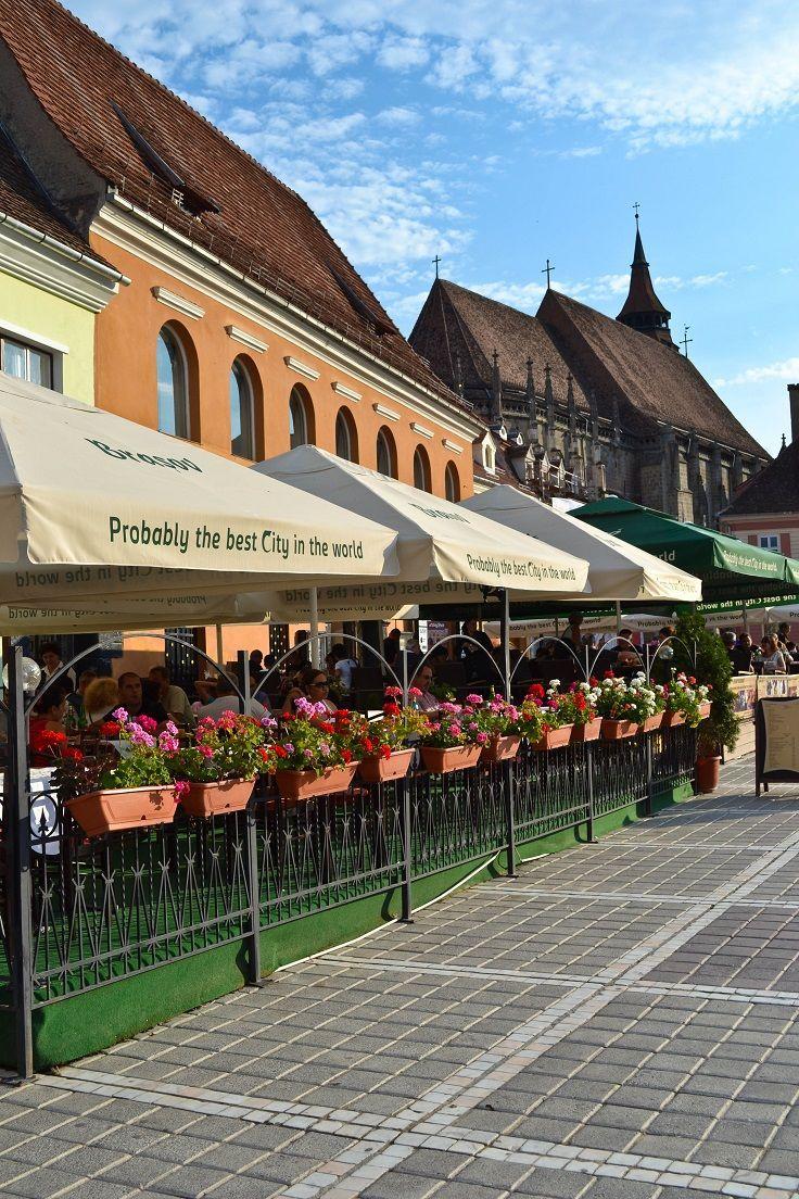 Council Square, Brasov Romania