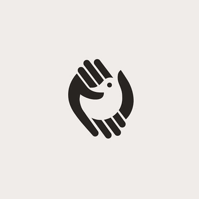 1000+ Ideas About Negative Space Logos On Pinterest
