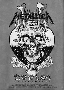 Ax Metallica Tour