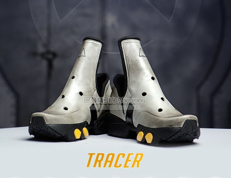 Overwatch Game : Tracer's Shoes (รองเท้า Tracer)