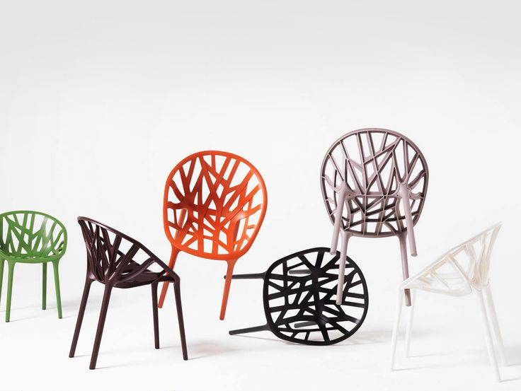 Bouroullec Brothers Vegetal chair by Vitra | Really Well Made | Really Well Made